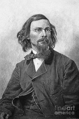 Hudson River School Photograph - George Inness (1825-1894) by Granger
