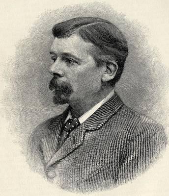 George Louis Palmella Busson Du Maurier Art Print