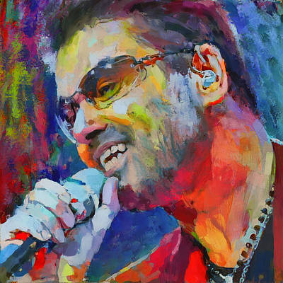 Sightseeing Digital Art - George Michael Final Tribute by Yury Malkov