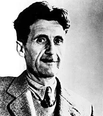 Photograph - George Orwell, Circa 1949 by Everett