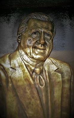Photograph - George Steinbrenner by Rob Hans
