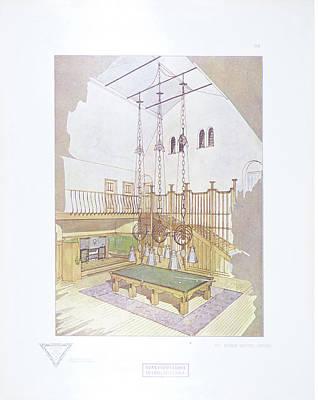 Inv Painting - George Walton by Max Joseph