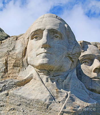 Politicians Royalty-Free and Rights-Managed Images - George Washington  8846 by Jack Schultz