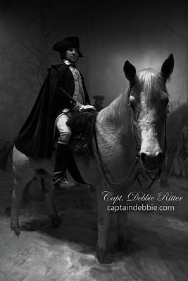 Photograph - George Washington 9141 by Captain Debbie Ritter