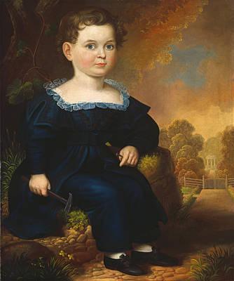 Painting - George Washington Deal by Robert Street