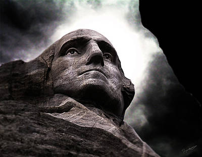 Photograph - George Washington by Jeremy Martinson