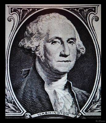 George Washington Original by Rob Hans