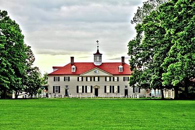 Politicians Royalty-Free and Rights-Managed Images - Georges Mount Vernon by DJ Florek