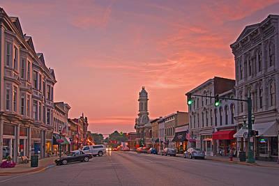 Photograph - Georgetown Kentucky by Ulrich Burkhalter
