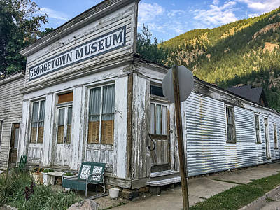 Photograph - Georgetown Museum by Jennifer Grossnickle