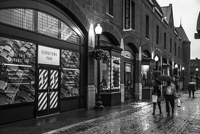 Photograph - Georgetown Stroll by Andrew Kazmierski