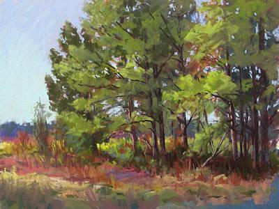 Painting - Georgia Pines by Marsha Savage