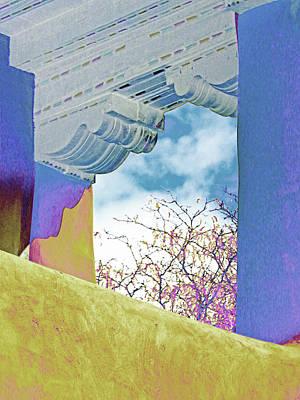 Digital Art - Georgias Vision by Ann Johndro-Collins