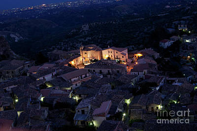 Photograph - Gerace by Bruno Spagnolo