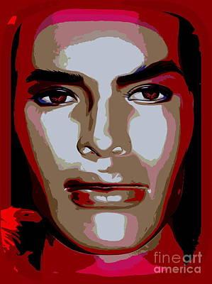 Digital Art - Gerard by Ed Weidman