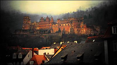 Photograph - German Castle by Bill Howard