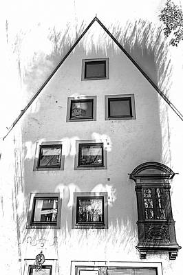 Photograph - German House by Bill Howard