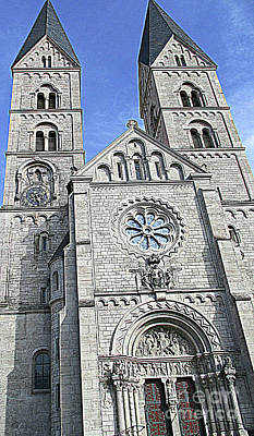 Photograph - German Kirche 2 by Randall Weidner