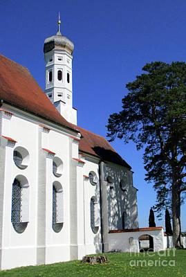 Photograph - German Kirche by Randall Weidner