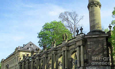 Photograph - German Palace 1 by Randall Weidner