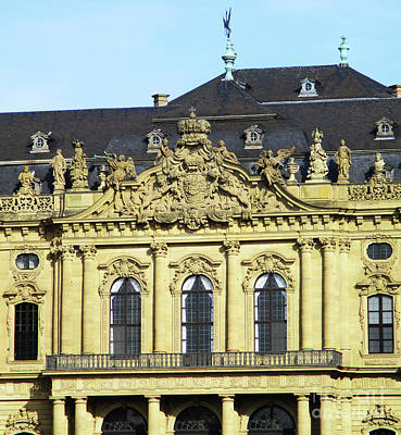 Photograph - German Palace 2 by Randall Weidner