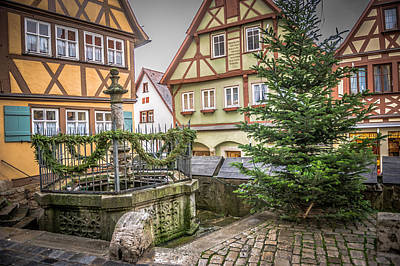 Photograph - German Village by Bill Howard