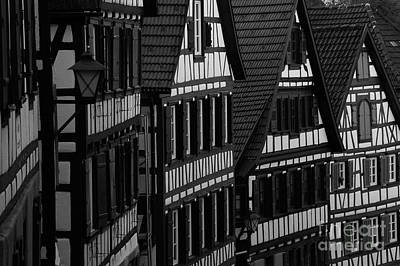 Architecture Photograph - Germany- by April Bielefeldt