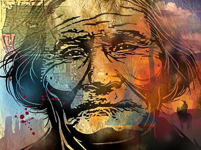 Painting - Geronimo by Paul Sachtleben