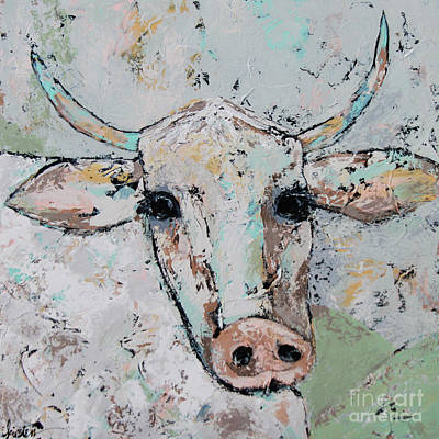 Painting - Gertie by Kirsten Reed