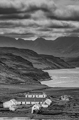Photograph - Gesto Bay, Loch Harport by Neil Alexander