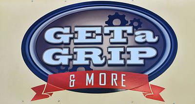 Photograph - Get A Grip by Allen Beatty