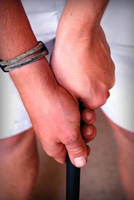 Get A Grip Photograph - Get A Grip by Cricket Hackmann