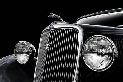 Digital Art - Get Away Car by Douglas Pittman