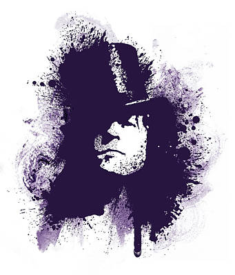 Marc Bolan Digital Art - Get It On by Laurence Adamson