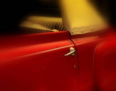 Car Doors Photograph - Get Out Of My Dreams by Susanne Van Hulst
