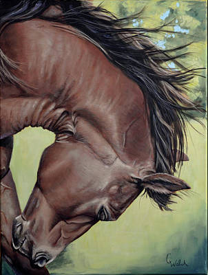 Painting - Get That Itch by Cindy Welsh