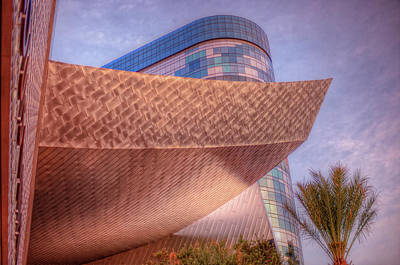 Arcitecture Photograph - Get The Point by Stephen Campbell