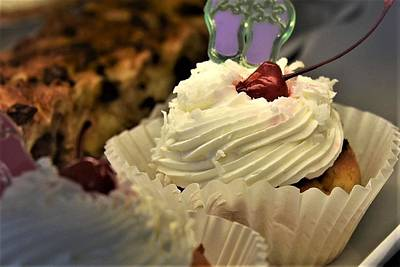 Photograph - Get Your Just Desserts by Kim Bemis