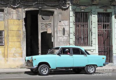 Photograph - Getaway Car by Ethna Gillespie