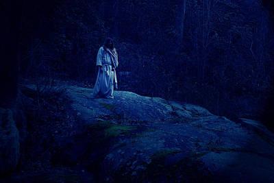 Photograph - Gethsemane by Vienne Rea