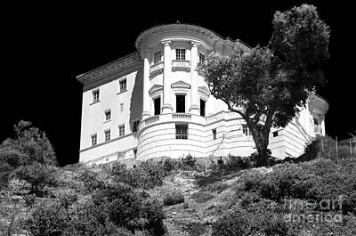 Photograph - Getty Mansion by John Rizzuto