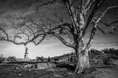 Photograph - Gettysburg Below Little Round Top by Dutch Ducharme