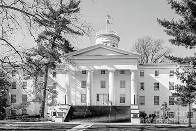Photograph - Gettysburg College Pennsylvania Hall by University Icons