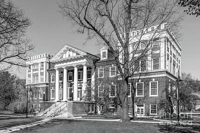Photograph - Gettysburg College Weidensall Hall by University Icons