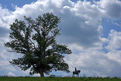 Photograph - Gettysburg Soldier by Bill Jordan