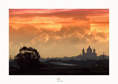 Photograph - Ghaxaq Sebh - Delightful Sunrise by Adel Ferrito