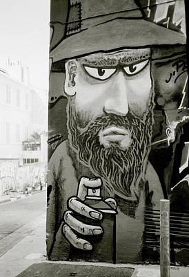 Photograph - Ghetto Dude by Shaun Higson