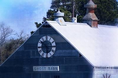 Photograph - Ghost Barn - Texas #769 by Ella Kaye Dickey