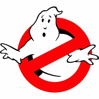 Scary Digital Art - Ghost Busters 1984 by Fine Artist