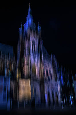 Photograph - Ghost Cathedral  by Jenny Rainbow